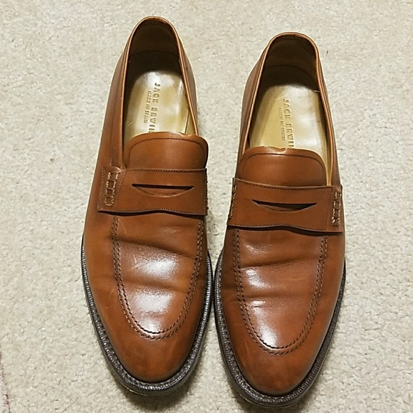 c9858af0d89 Jack Erwin Other - Jack Erwin Abe Penny Loafers
